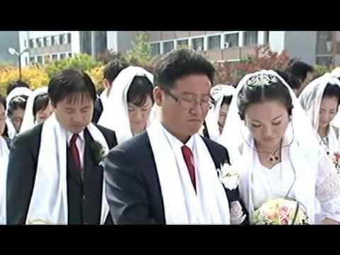 Prayer Reverend Sun Myung Moon 2010 10 14 South Korea
