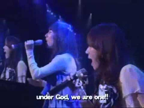 Song One Family Under God By Limi & Miki   Japones